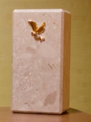 Urne en marbre Vésuvio