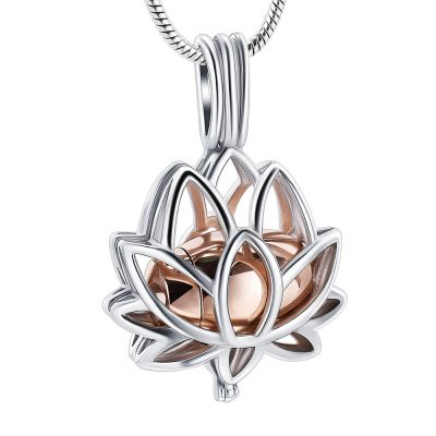 Reliquaire Fleur de lotus